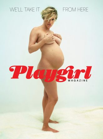 Playgirl is back